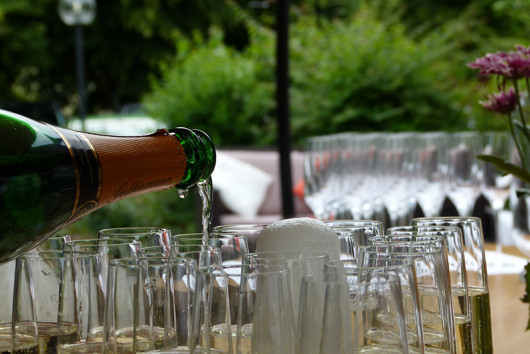 champagne serviceS